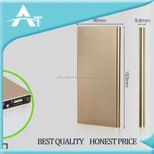 High capacity quick charge ultra slim designed 8000mah power bank samsung