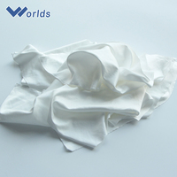 Wholesale Products Dust Free 2 ply Cleanroom Wipers Polyester Cleaning Cloth