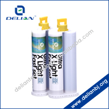 Delian Ultra X Light Fast Set Impression Material Dental Products