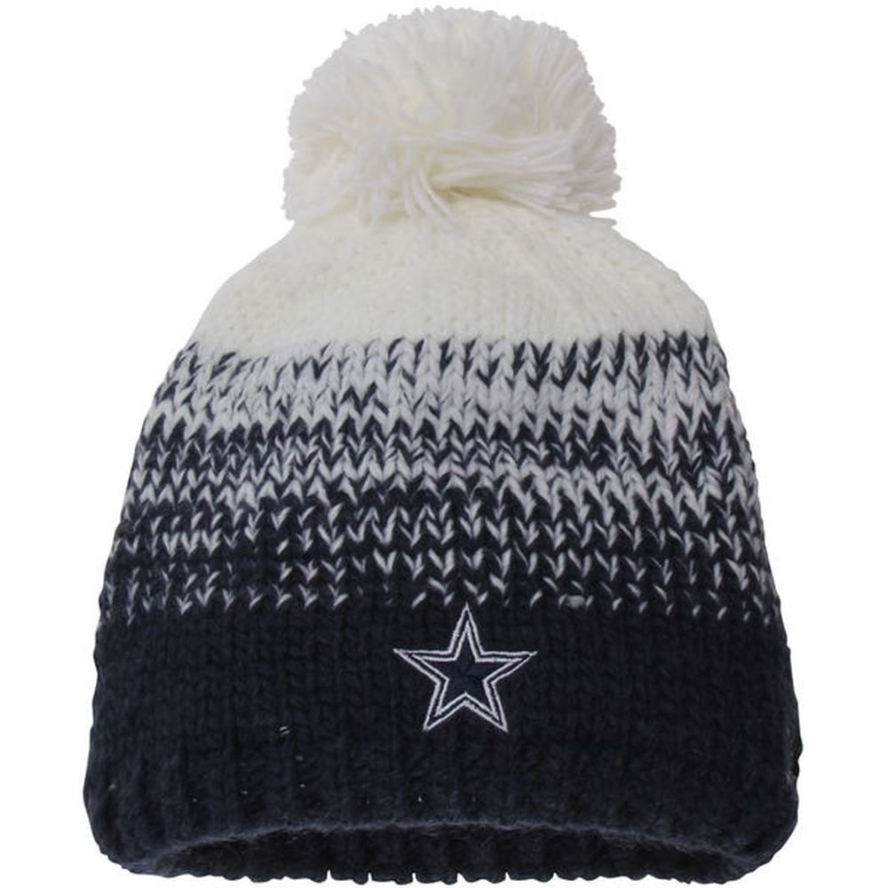 reputable site 95406 f05b1 Get Quotations · Dallas Cowboys New Era Polar Dust Knit Hat