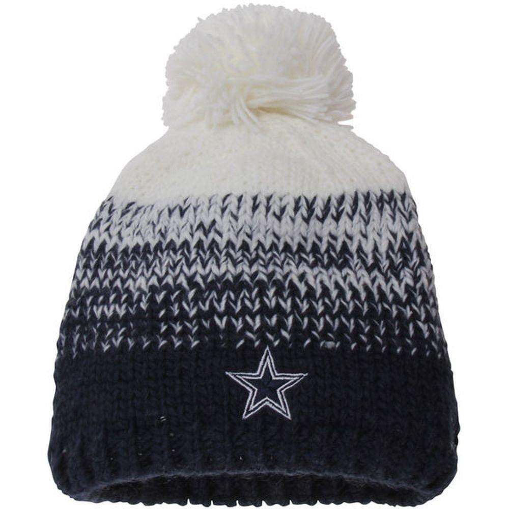 099ac9eda Get Quotations · Dallas Cowboys New Era Polar Dust Knit Hat