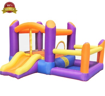 S245B CE Certification Customized New Hot PVC Material Vinyl for Bounce Houses Wholesale from China