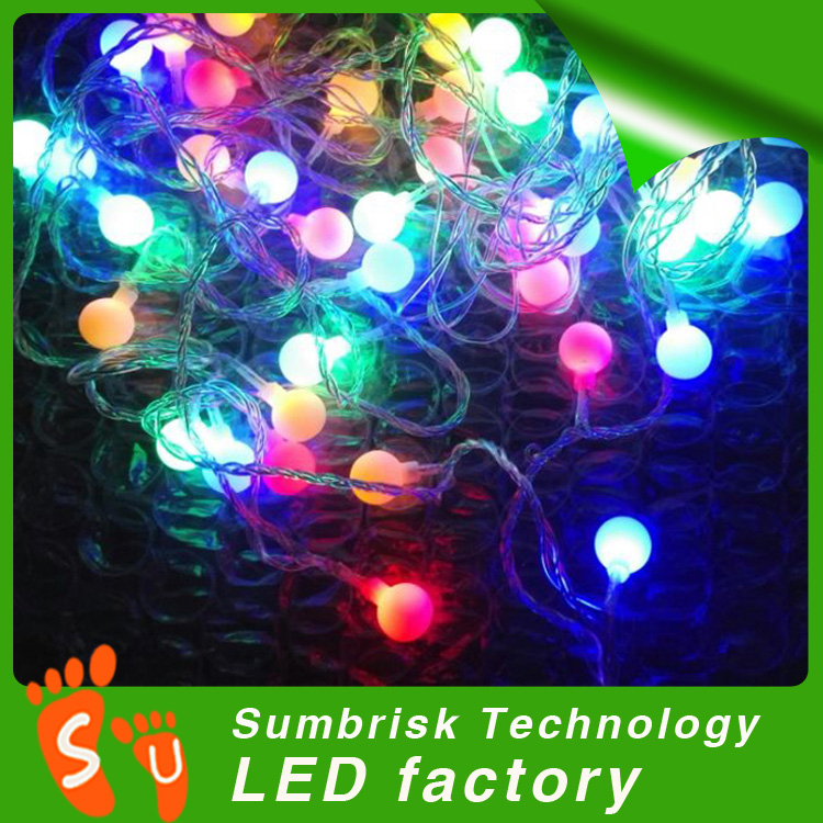 Wholesale Holiday Decoration Led Christmas Lights Walmart - Buy ...