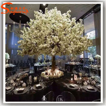 Wedding Centerpieces Whole Table Centerpiece Tree White Trees