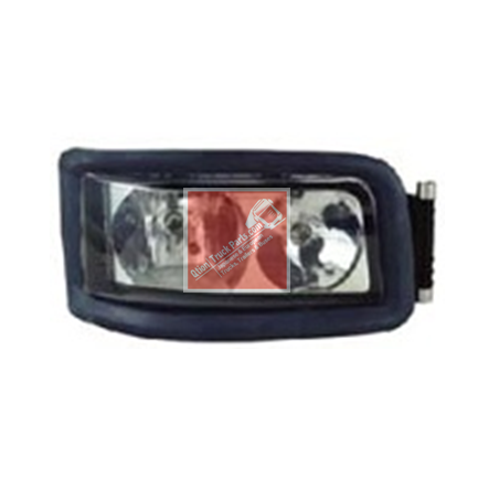 81251016470 Head Lamp With Rubber, Right FOR MAN TRUCKS