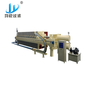 Small Hydraulic Compression Filter Press