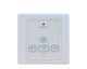 Smart home electronic Infared PIR Motion Sensor wall light Switch three loads auto on/off