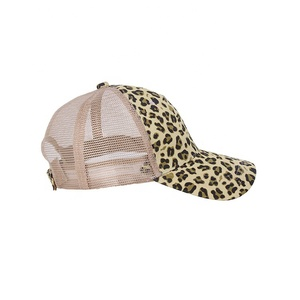 0e0d2559 Leopard Mesh Trucker Hat, Leopard Mesh Trucker Hat Suppliers and  Manufacturers at Alibaba.com