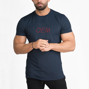 Import And Export Clothing Gym Sport Wear Men's T Shirts Athletic Tee