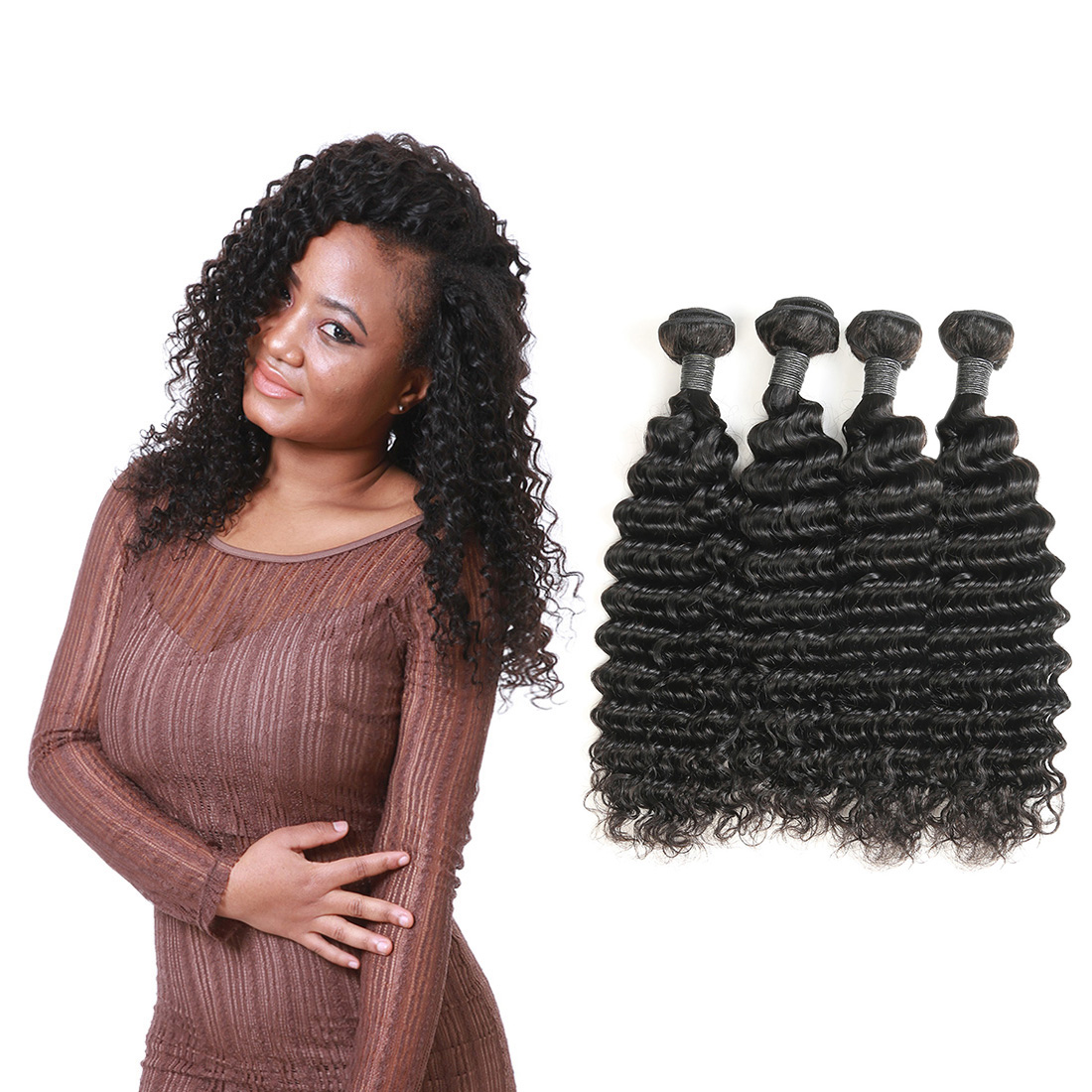 Hot sale stage hair free sample brazilian human hair bundles wholesale in brazil,hot beaut stage double drawn hair