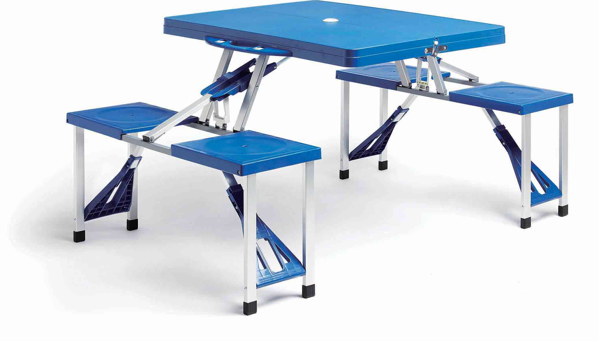 Folding picnic table picnic table kit lowes picnic table for Table pliante walmart