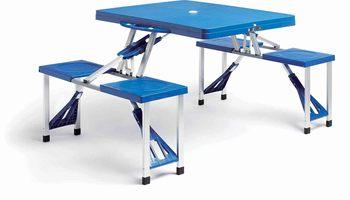 Plastic Folding Picnic Table Set,Plastic Folding Picnic Table And ...