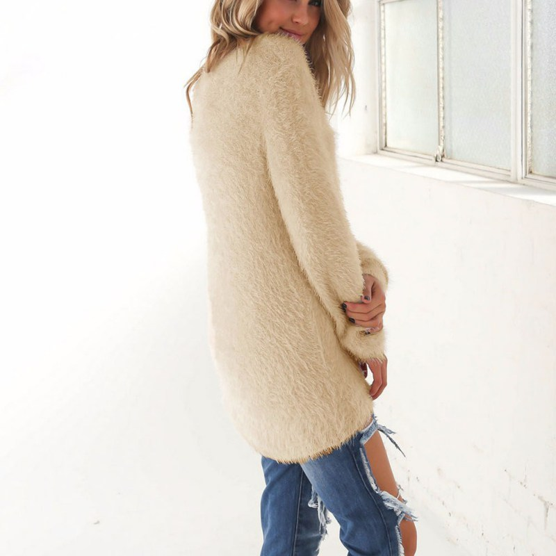 b9d12483ea 2019 Wholesale Thick Women Sweater High Elastic Casual Turtleneck ...