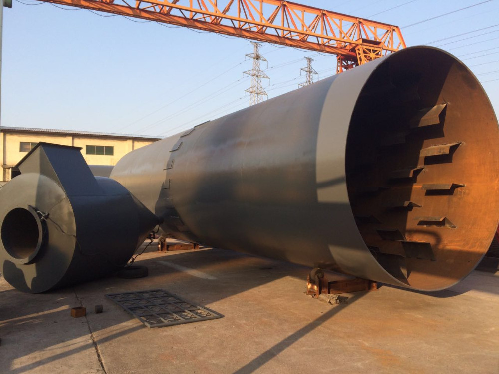 Pulverised fuel ash drying equipment of fly ash dryer for coal dust