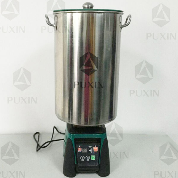 Puxin Massive Kitchen Waste Fast Industry Shredder, Kitchen Waste Disposer, Kitchen Waste Processor