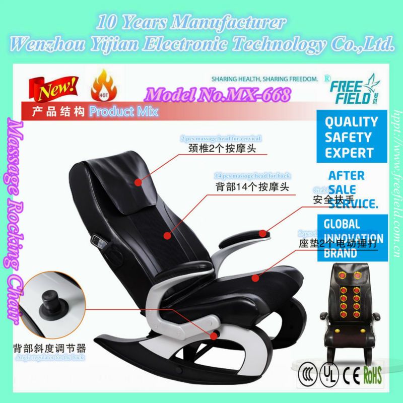 CN luxury pedicure spa massage chair for nail salon MX-668