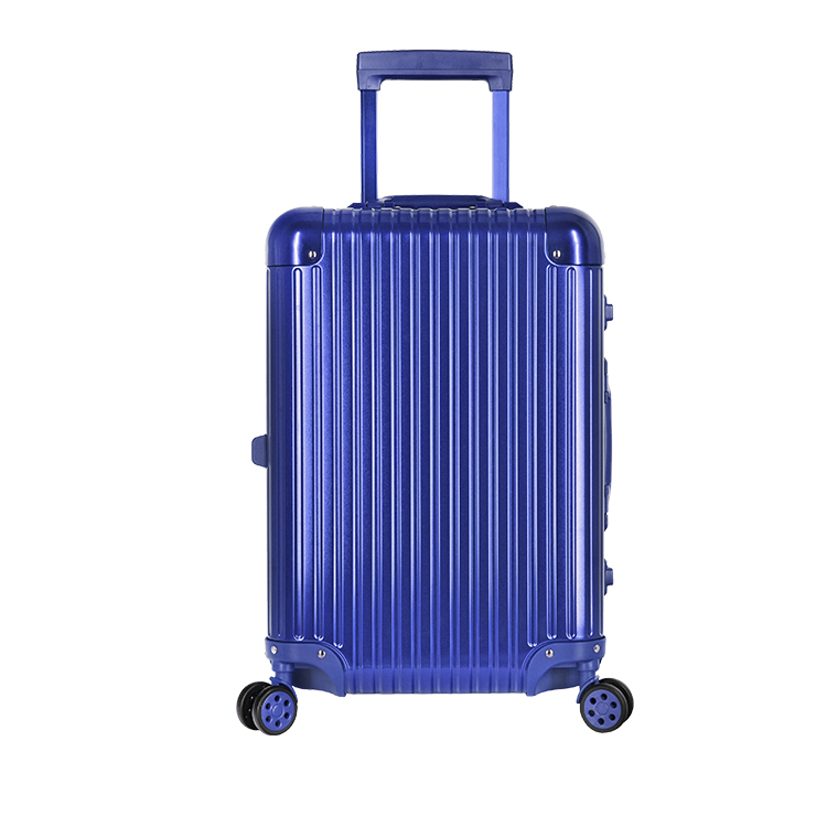 Unique Hard Shell Travel Trolley Luggage Bag Case