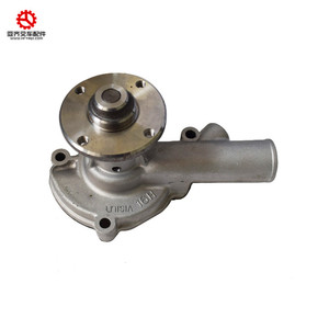 Forklift Parts Nissan A15 Water Pump 21010-05H00 For Nissan A15 Engine  Water Pump