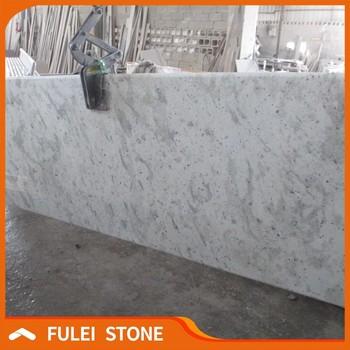 Prefab Lowes Andromeda White Granite Laminate Kitchen Countertops