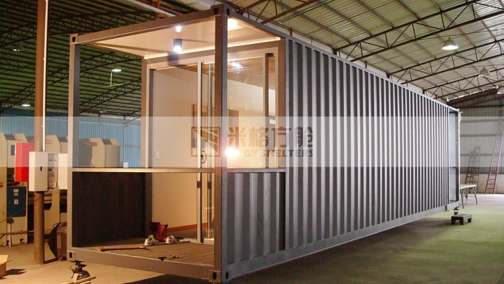 Hot Sale Australia Prefabricated Modified Container Homes