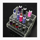 Clear Acrylic Vape Atomizer Display Stand, Lucite Mod Holder, Acrylic Vaporizer Holder
