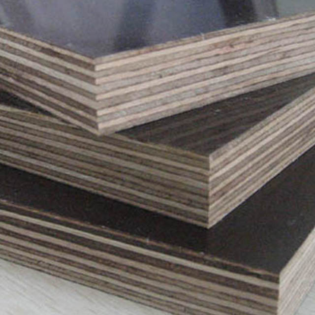 Direct factory 1250x2500mm funiture hpl plywood