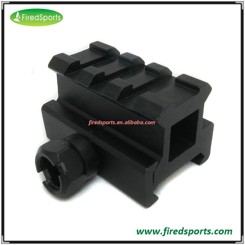 MTS3030--Hot sell high quality Medium Profile Picatinny Riser Mount from china hunting accessories for Red Dots