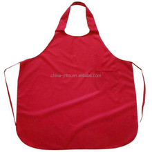 polyester/pvc waterproof children apron