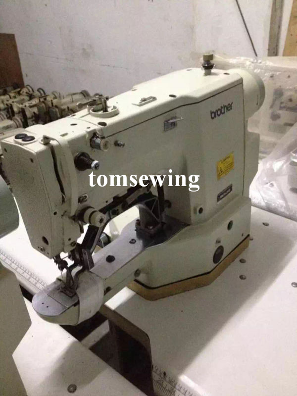 Japan Used Second Hand Industrial Brother 430 Bartack Sewing ...