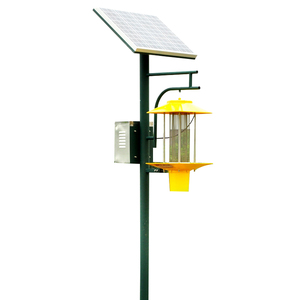 Solar Mosquitoes killing lamp mosquito killer lamp Insect Pest Bug Killer zapper Lamp