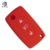 AS061008 silicone rubber car key cover case shell for Citroen C3 C4 C5 C8 Folding key