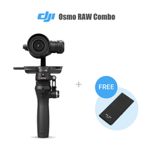 Original DJI Osmo RAW Handheld 4K Camera and 3-Axis Gimbal with Extra SSD