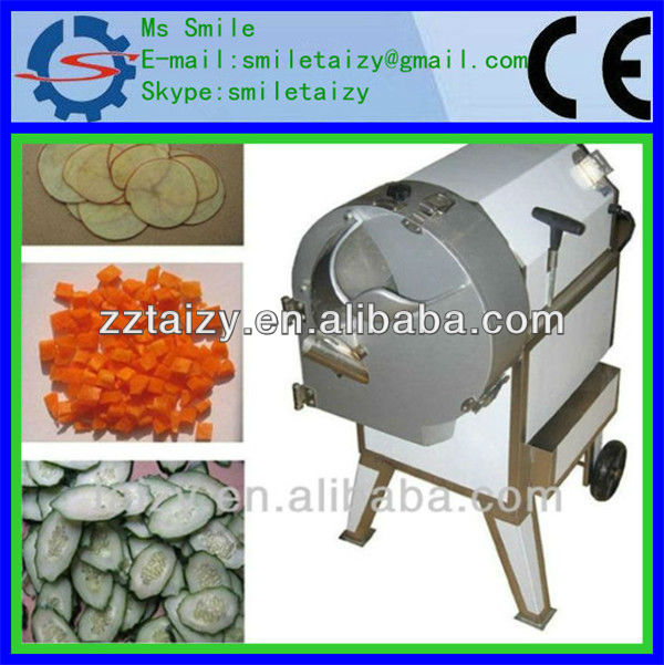 Potato/root vegetable/fruit shredding machine with CE