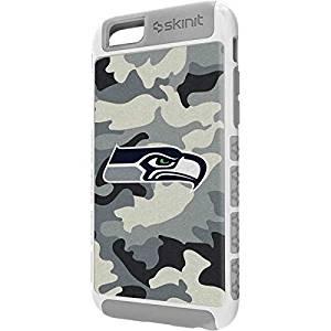 NFL Seattle Seahawks iPhone 6 Cargo Case - Seattle Seahawks Camo Cargo Case For Your iPhone 6