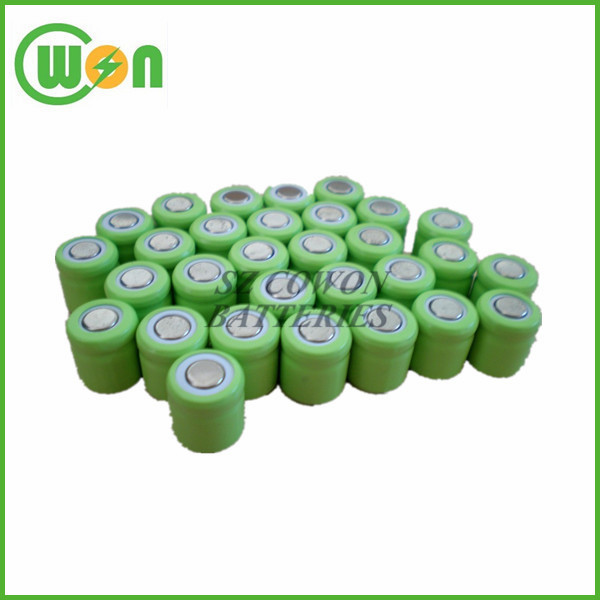 Nimh 1/2aaa Battery 1.2v Nimh Rechargeable Battery 1/2 Aaa 200mah ...