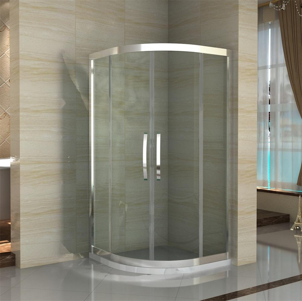 cabina de ducha de acero inoxidable de lujocubculo