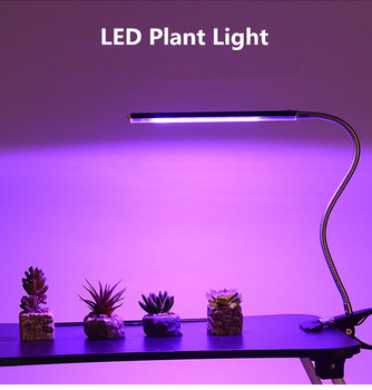 American Style Table Lamp For Plant Growth Blue And Red Light Led Grow Lamp  - Buy Led Grow Lamp,Led Plant Lamp,Led Clamp Desk Lamp Product on