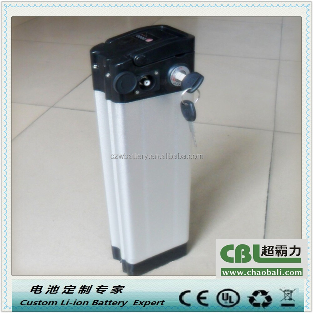CBL105 Series 36v 10ah electric bike li ion <strong>battery</strong> with charger CLB105-36V10ah-YNM