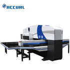 Accurl High Speed CNC Punch Press Machine With Siemens AC Servo Motors SMART-SF-30T