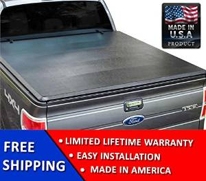 Gator Tri-Fold Tonneau Truck Bed Cover 59304 Ford/Lincoln F-150/Mark LT 2004-2008 5.5 ft Bed