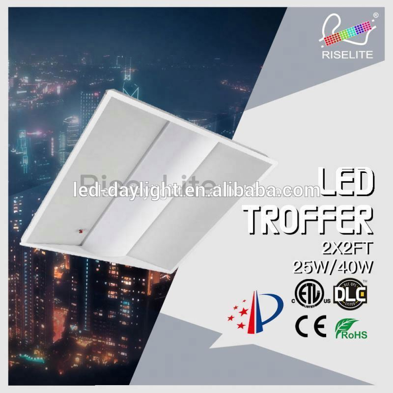 YIDI lighting 120-277V LED Recessed UL Troffer 2x2
