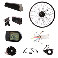 36v 250w 48v 500w pedal assist front and rear drive hub motor other electric bicycle parts