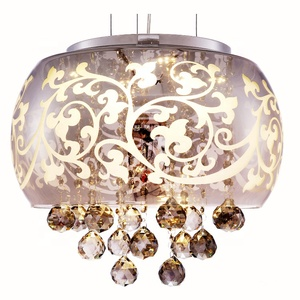 New product nice crystal large kitchen pendant lights