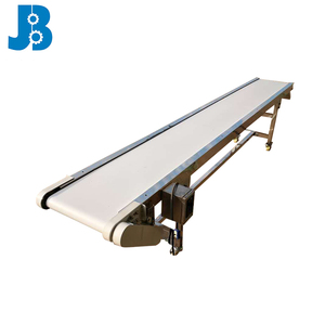 Food grade PU belt conveyor with high quality and low price conveyor belt