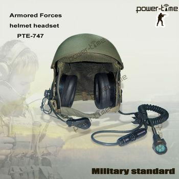 Prc-320 Prc-344 Prc-349 Army Helmet Headset