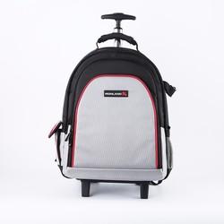 heavy duty bar backpack tools bags trolley with wheels