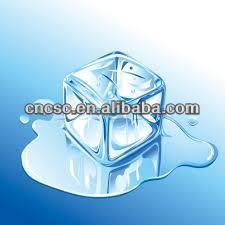 Factory price square cube ice machine with gifts