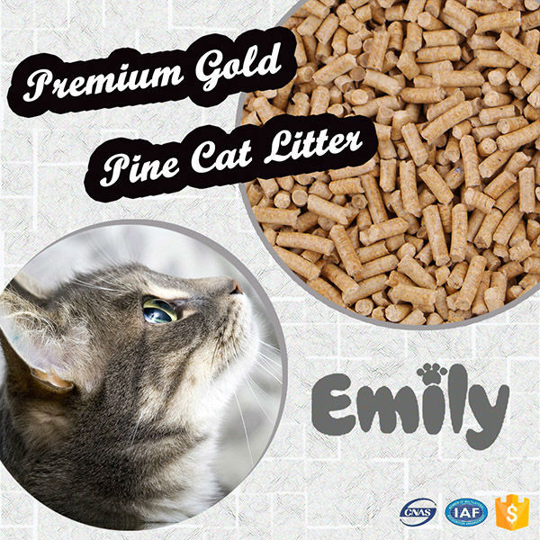 Wholesale superior super absorbent cat litter wood