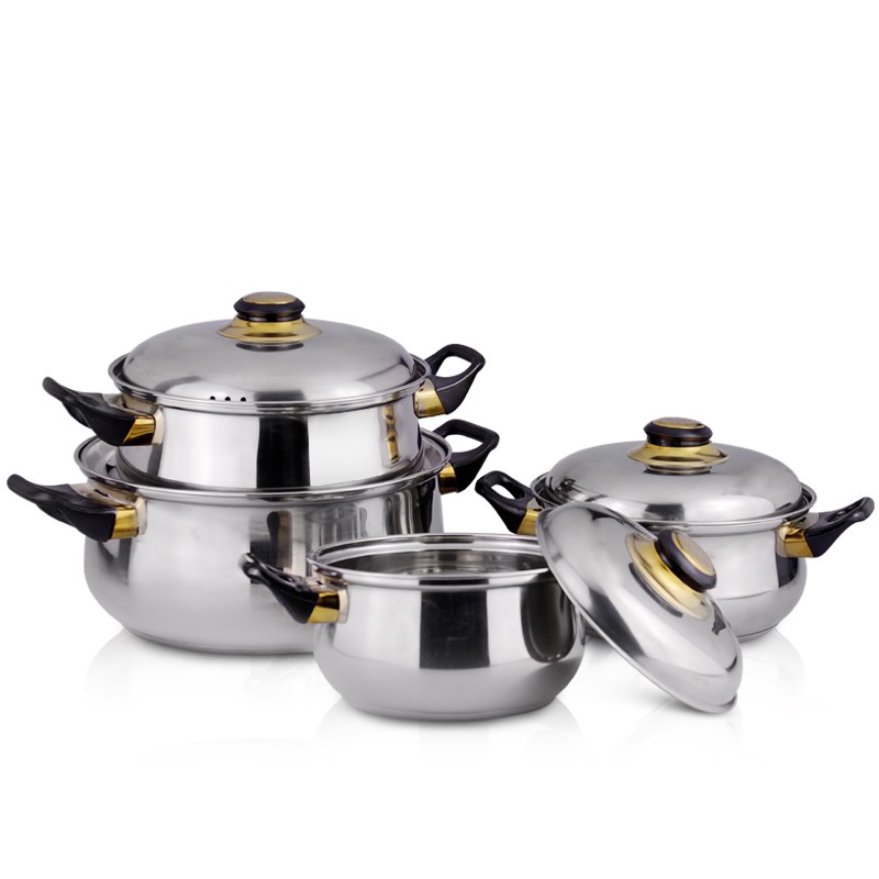 12pcs Set Italian Stainless Steel Cookware Buy Italian