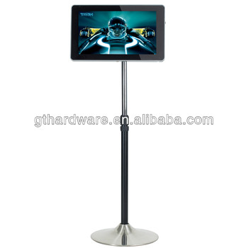 32 Inch Standing Sign Wire Equipment Windows Media Player Video ...